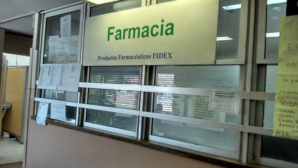 Salud provincial: Vaciamiento de la farmacia del San Roque